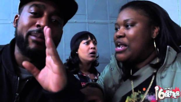 Things Get Heated As Lady Luck Calls Out Chanya Ashley For A Smack Battle – (BTS EP 14)
