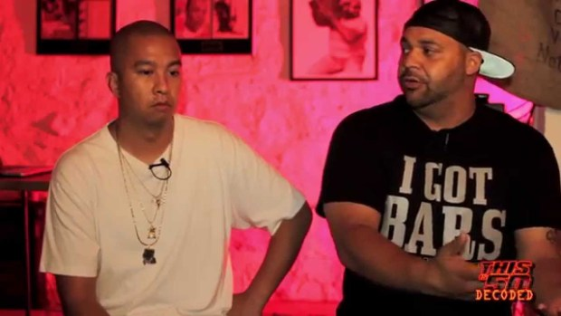 Thisis50 DECODED Episode1 Featuring Joell Ortiz & !LLMind