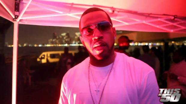 Thisis50 Fest – Focus On Lloyd Banks | Behind The Scenes | 50 Cent