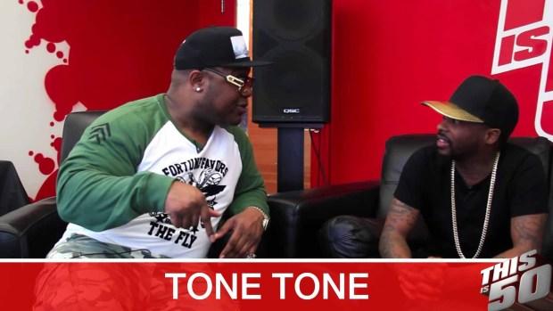 Tone Tone on Recording With Gucci Mane; Video Featuring Blac Chyna; DJ Drama Mixtape