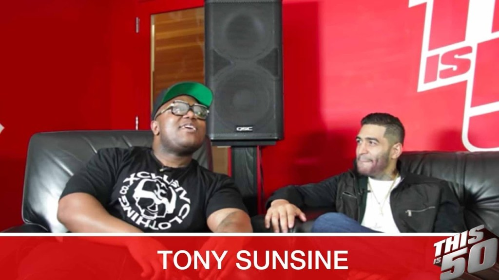 Tony Sunshine on Being Discovered By Fat Joe; Big Pun; Crazy Mike Tyson Story; Acapella