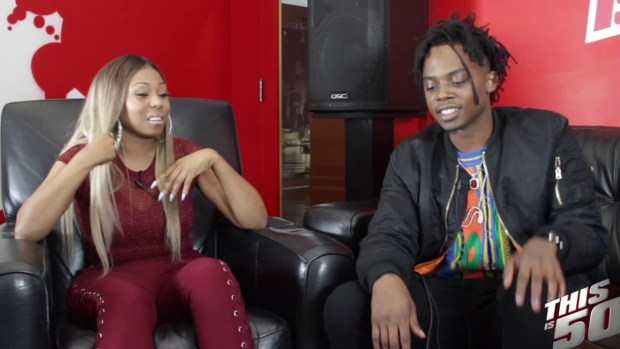Trap Beckham on Signing to Def Jam ; Hennessy Carolina & Lil Booties Matter