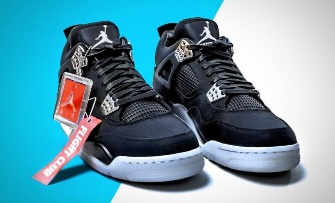 c7b5ffe866b Win a Pair of Carhartt x Eminem Air Jordan 4 Retros