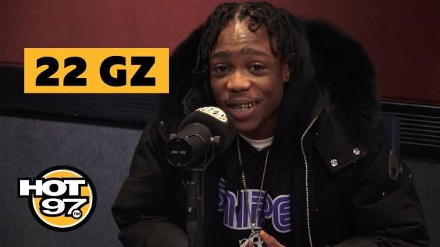 22 GZ On Kodak Black, New Music + How Jail Changed Him