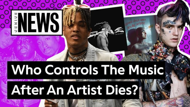 Life After Death: Who Controls Lil Peep & XXXTENTACION's Posthumous Music?