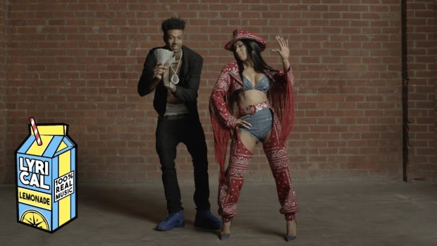 "Blueface  ft. Cardi B – ""Thotiana"" Remix 