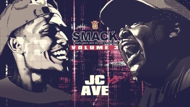 JC VS Ave SMACK Rap Battle | URLTV