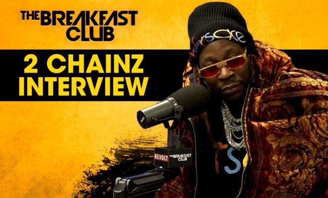 2 Chainz Talks New Album, LeBron James, Ariana Grande + More