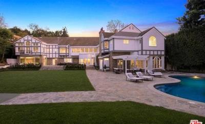 New La Lakers F Anthony Davis Renting This Bel Air Mansion