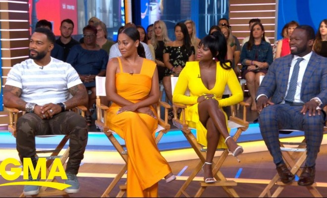 Cast of 'Power' takes over 'Good Morning America'