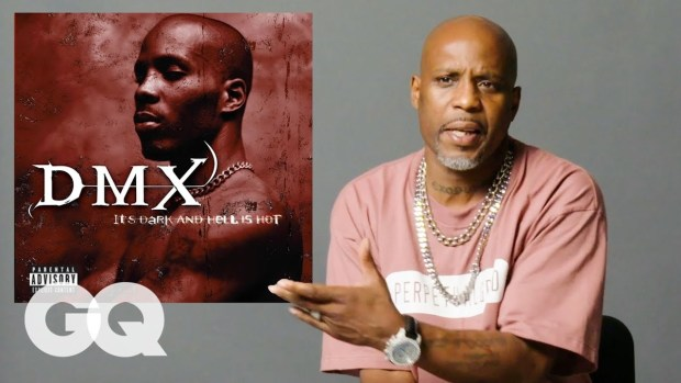 DMX Breaks Down His Most Iconic Tracks | GQ