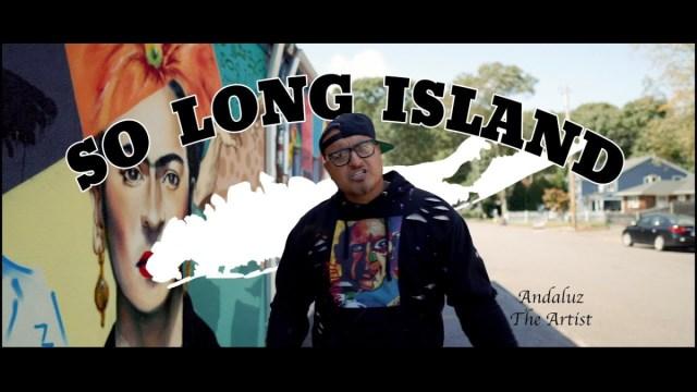 Andaluz The Artist -So Brooklyn Challenge (I'm So Long Island)