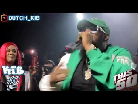 """Freeway Performs """"What We Do"""" Live In Philly At The SMACK/URL """"LockDown"""" Event"""