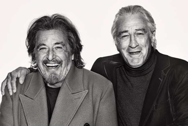 GQ: Robert De Niro Was Almost Scarface Instead of Al Pacino