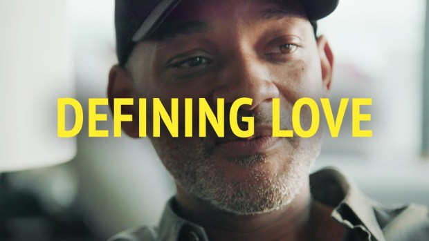 Will Smith What Is Love?