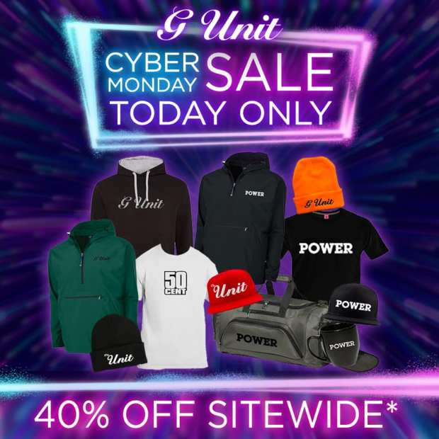 Cyber Monday : 40% Off Store wide – SHOP NOW!