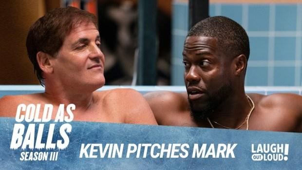Kevin Hart's Billion Dollar Shark Tank Pitch
