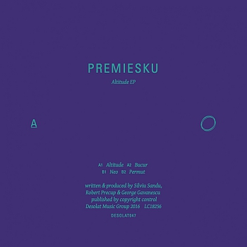 Premiesku - Bucur (Original Mix) [TECH HO-- USE] Artwork