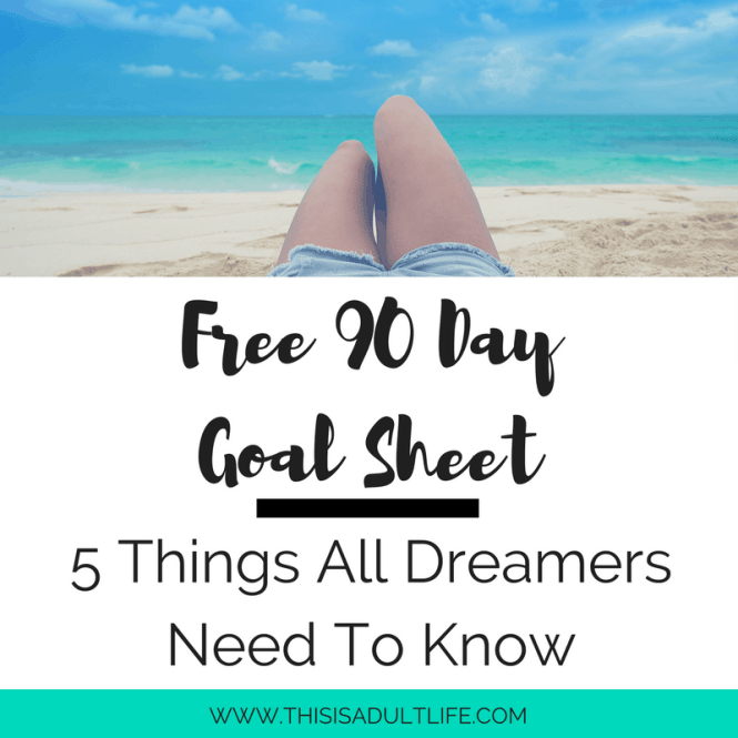 All Dreamers Need to Know