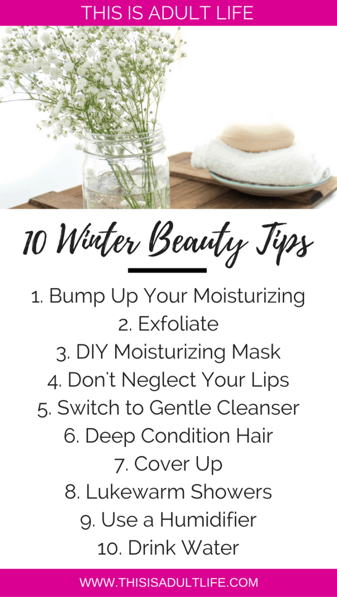 10 Winter Beauty Tips