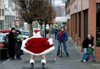loaded santa