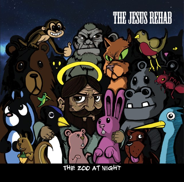 We're Going to the Zoo at Night, The Jesus Rehab's New Album!