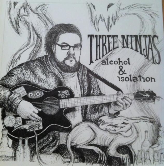 Three Ninjas: Alcohol & Isolation