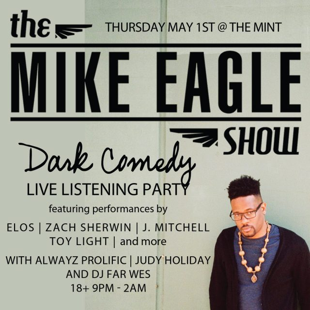 Mike has his own show. This is Mike's show. And you're invited!