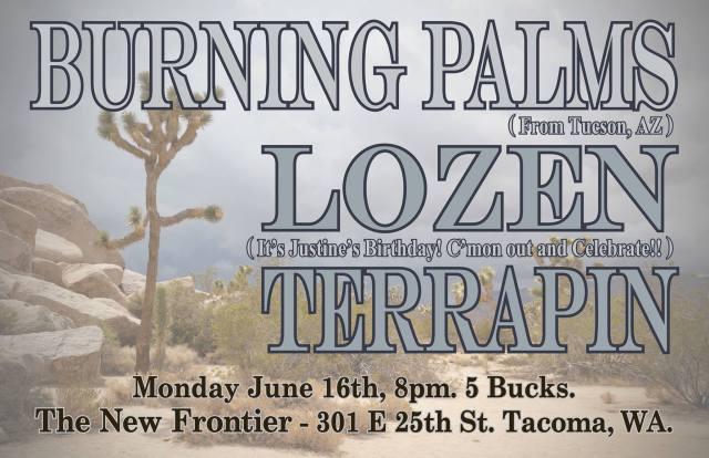 Terrapin Tonight!