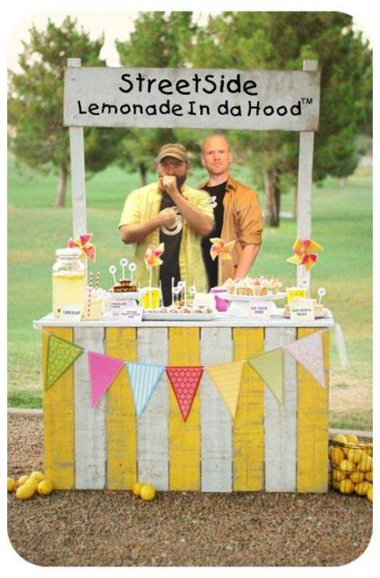 Lemonade in da Hood.