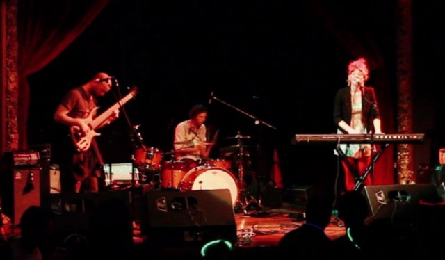 Julia Massey & the Five Finger Discount at Columbia City Theater!