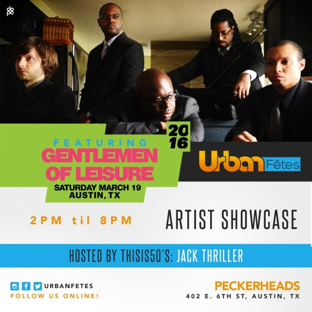 G.O.L. (Gentlemen of Leisure) at SXSW