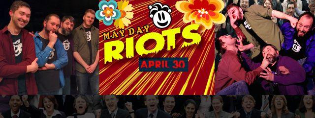 Fools Play May Day Riots: April 30
