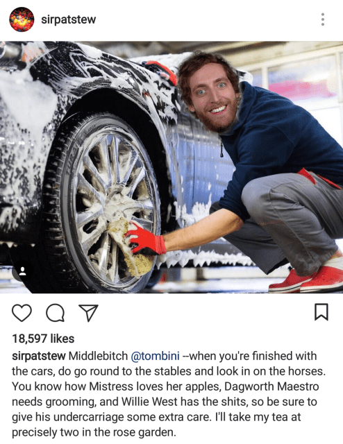 Car Washer Middlebitch