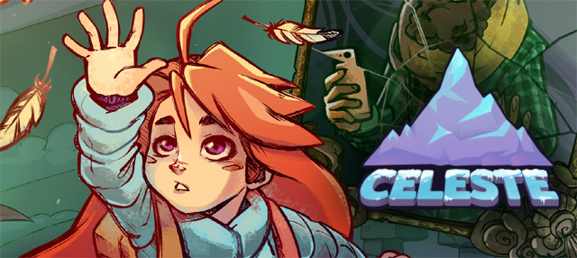 Celeste is actually the name of the mountain, not the protagonist…
