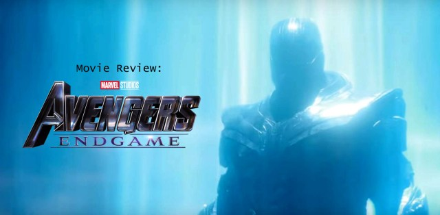 Movie Review: Avengers Endgame