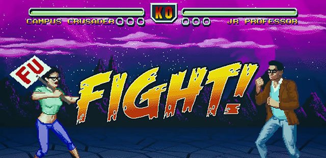 Wokken Fighters: Fight!