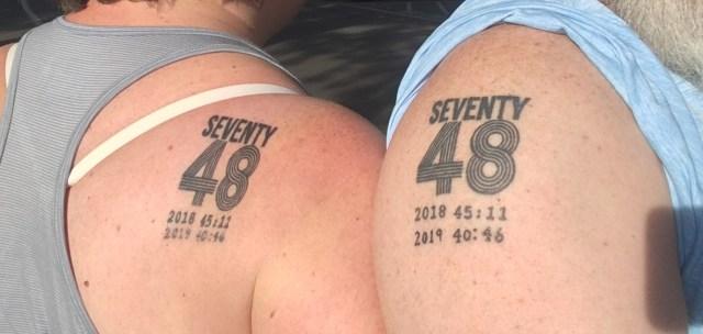 SEVENTY48 Tattoos