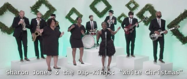 Sharon Jones & the Dap-Kings: White Christmas