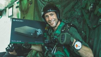 Xbox One Gold Rush Battlefield Bundle Aerial Drop