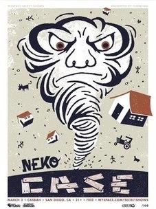 Neko Poster
