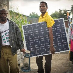 Reinventing Solar Energy