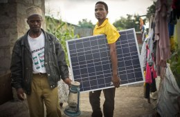 Reinventing Solar Energy Supply for Rural Africa