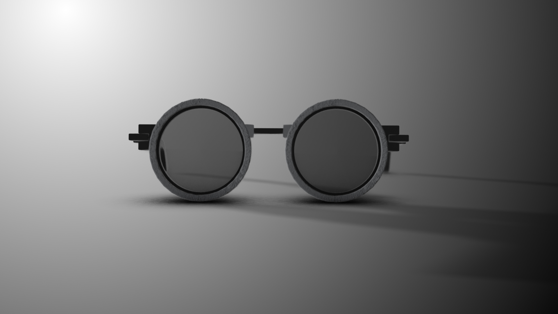 20Eight CS001 Concrete Sunglasses