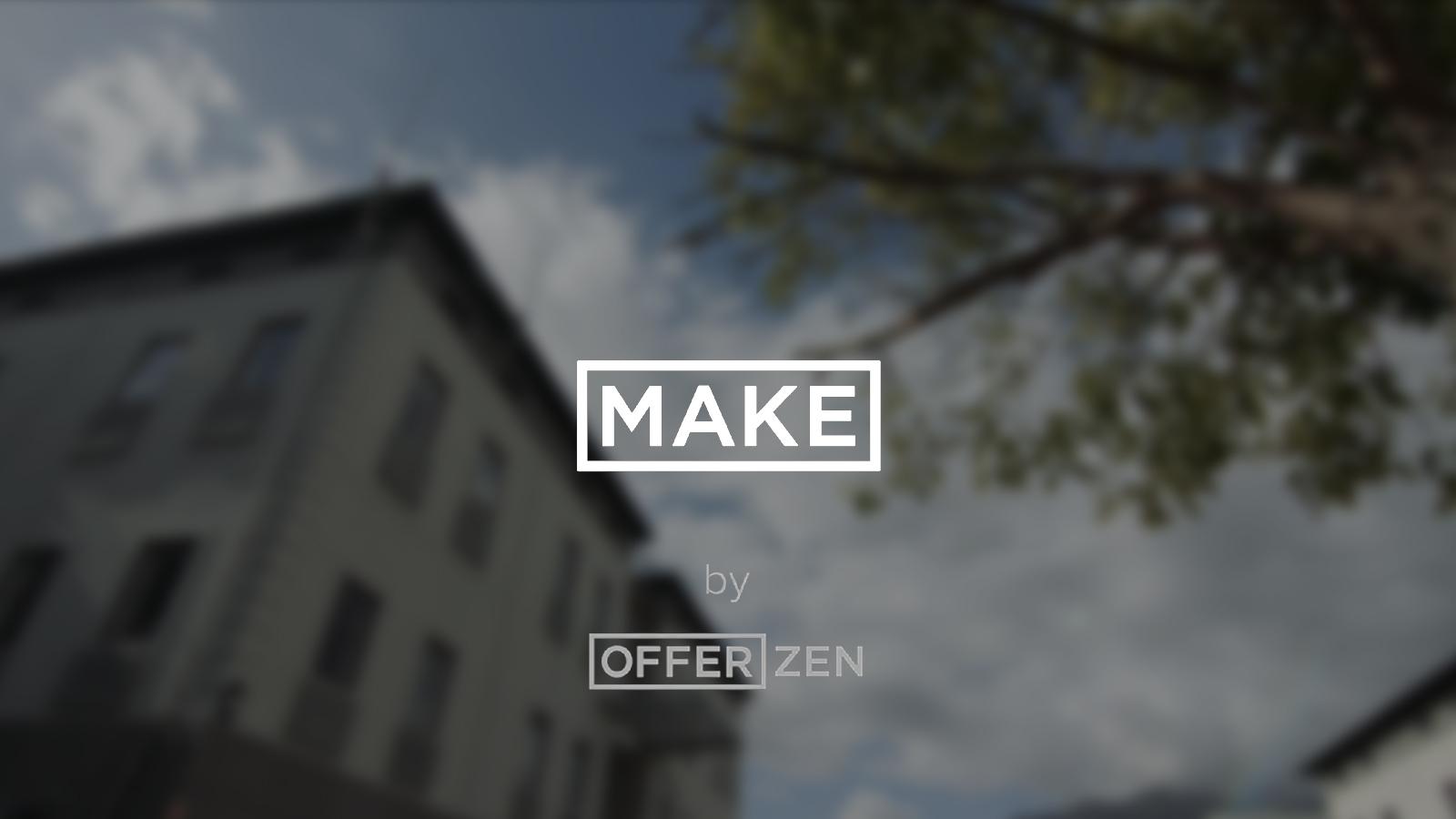 Make by OfferZen