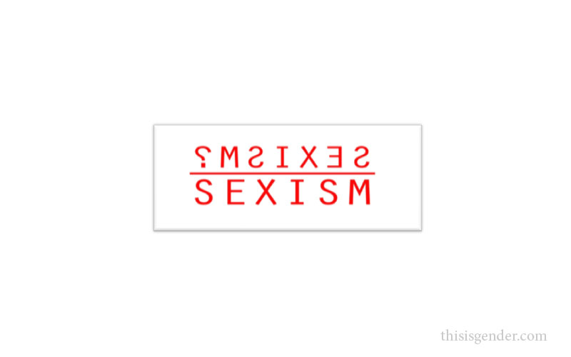 Apakah Feminis Seksis?