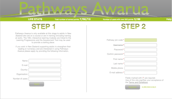 Pathways Reg