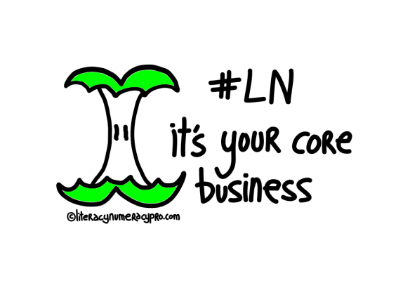 It's your core business