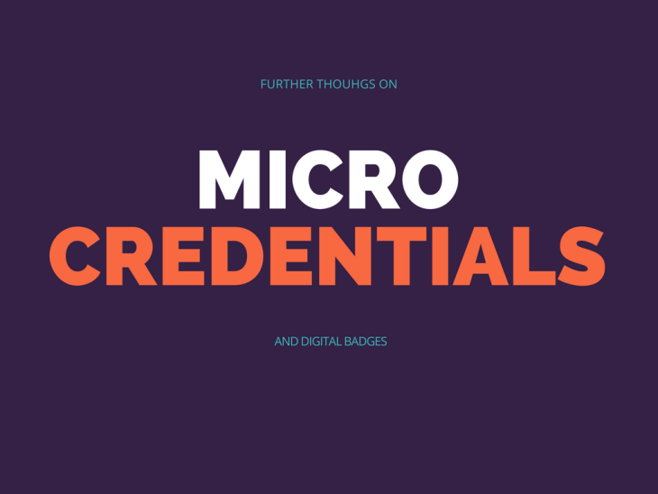 Micro Credentials 2