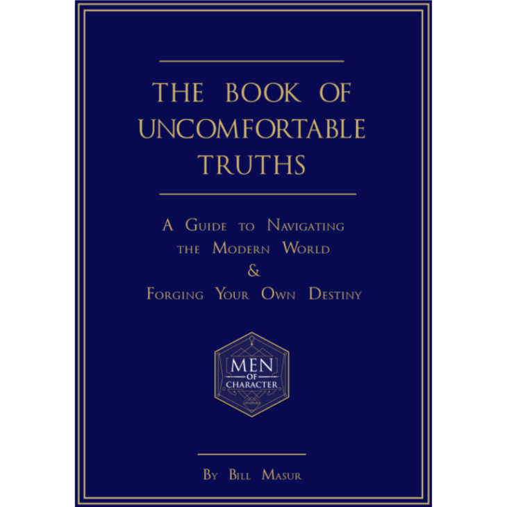 Wanna Get Triggered? Read the Book of Uncomfortable Truths by Bill Masur